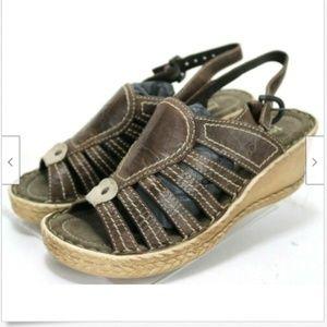 Josef seibel NIB Womens Sandals Sz EU 37 US 6-6.5